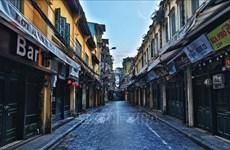 Hanoi applique des mesures de distanciation sociale pendant 15 jours