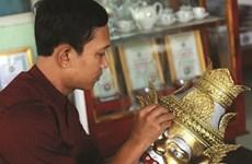 L'artisanat khmer comme plaisir au quotidien