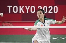 JO de Tokyo 2020 : Thuy Linh tombe sur un mur, Anh Viên prend l'eau