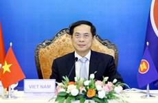 Le Vietnam à la 11e Conférence des ministres des AE de l'EAS
