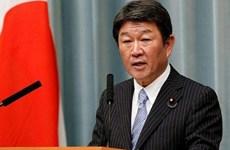 Le Japon et l'ASEAN soulignent l'importance de la libre navigation en Mer Orientale