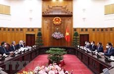 Renforcement des relations Vietnam - Suisse