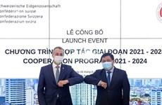 Le Vietnam et la Suisse encouragent la coopération dans la technologie et l'innovation