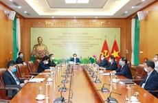 Renforcement des liens entre les Partis communistes du Vietnam et du Chili