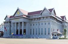 L'achèvement du nouveau siège de l'AN du Laos, don du Vietnam