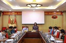 Création d'un comité de direction de l'élaboration du projet concernant l'édification du Parti
