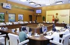 Le Comité permanent réfléchit à la tenue de la 2e session de l'Assemblée nationale