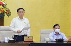 Clôture de la 2e réunion du Comité permanent de l'Assemblée nationale