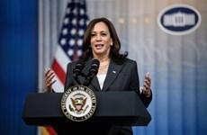 La vice-présidente américaine Kamala Harris se rend à Singapour et au Vietnam