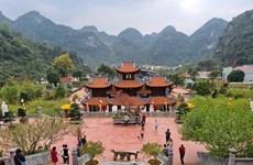 La pagode Tân Thanh, haut lieu spirituel à la frontière septentrionale
