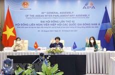 L'AIPA exhorte à promouvoir l'autonomisation des femmes après le Covid-19
