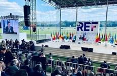 Rencontre des entrepreneurs pour le développement économique francophone