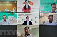Vietnam-Singapour : Promouvoir la coopération sur les marchés de l'UE et du Royaume-Uni