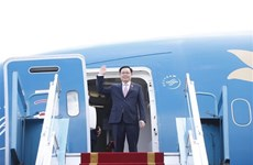 Le président de l'AN part pour la 5e Conférence mondiale des présidents de parlement