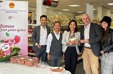 La diaspora vietnamienne contribue à promouvoir les produits agricoles vietnamiens