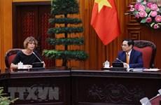 Le PM Pham Minh Chinh reçoit l'ambassadeur des Pays-Bas au Vietnam