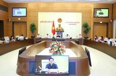Le Comité permanent de l'AN examine l'application des documents juridiques