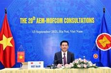 La 53e réunion des ministres de l'Economie de l'ASEAN : promouvoir la reprise post-pandémie