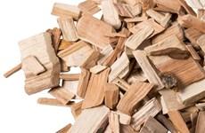 Plus d'un milliard de dollars d'exportation de copeaux de bois