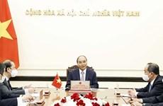 Le Japon continuera de soutenir le Vietnam dans la lutte contre le COVID-19