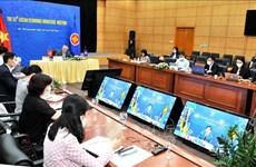 L'ASEAN affirme l'importance de la coopération économique