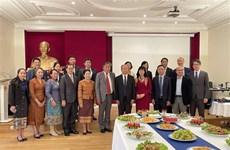 L'Ambassade du Vietnam en France célèbre la 76e Fête Nationale