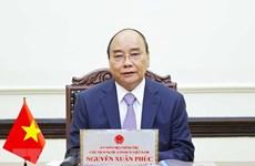 Le président vietnamien s'entretient au téléphone avec le président russe