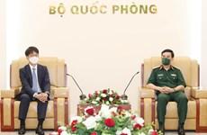 Le Vietnam et la République de Corée cultivent leurs relations de défense