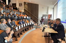 L'accord de libre-échange Vietnam - UE intéresse les hommes d'affaires de Saône-et-Loire en France