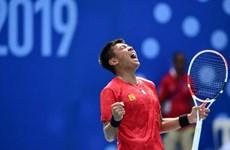 Coupe Davis : le Vietnam vient à bout du Qatar et va en play-offs