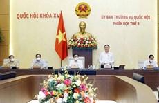 Le Comité permanent de l'AN se penche sur plusieurs rapports importants