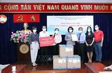 Hô Chi Minh-Ville reçoit 4 millions de kits de test d'une valeur de 16,38 millions d'USD