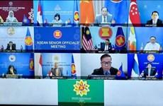 Examen des préparatifs des prochains sommets de l'ASEAN