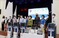Coronavirus : l'AmCham Vietnam vient en aide à Hô Chi Minh-Ville