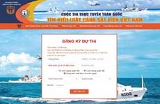De nombreux Vietnamiens participent au concours de connaissance sur les gardes-côtes