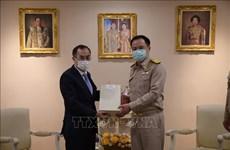 COVID-19  : Vietnam et Thaïlande renforcent leur coopération dans le domaine de la santé