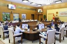 L'organe législatif joue un rôle actif dans la mise en œuvre des ODD