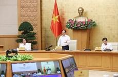 Le Premier ministre travaille avec les autorités de Thua Thien-Hue