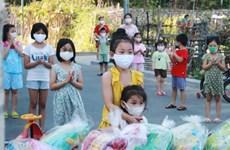 Les enfants rendus orphelins en raison du COVID-19 ont besoin d'une attention particulière
