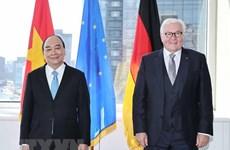 Le Vietnam félicite l'Allemagne pour sa 31e Journée de l'unité allemande