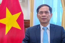 Le Vietnam appelle à coopérer sur la lutte anti-Covid-19 et la reprise