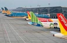 La reprise du transport aérien intérieur est en cours au Vietnam