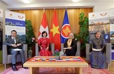 """La """"Journée du Vietnam en Suisse 2021"""""""