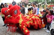 Atmosphère chaleureuse de Journée de la famille vietnamienne en Belgique