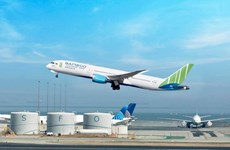 Proposition de désigner Bamboo Airways pour opérer des vols réguliers vers les États-Unis