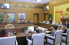 Le président de l'AN rencontre des chefs d'entreprise modèle dans les sciences et technologies