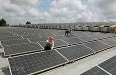Les énergies renouvelables continuent d'attirer les capitaux étrangers