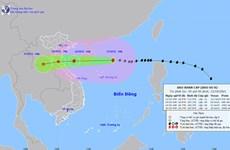 Après Lionrock, le Vietnam se prépare au typhon Kompasu