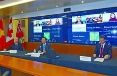 Atelier sur la coopération Vietnam-Canada dans les chaînes d'approvisionnement