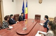Renforcement des relations entre le Vietnam et la Moldavie